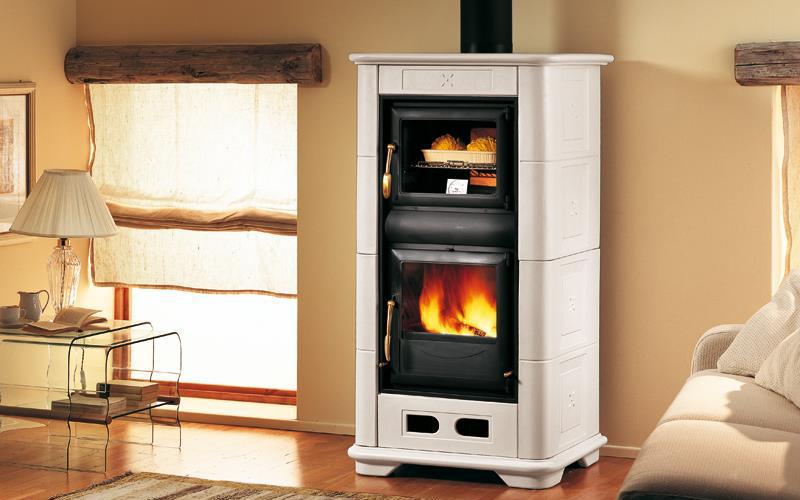 Edilfire - Stufa a legna E900 M